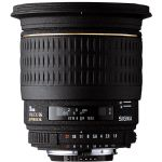 Sigma 20mm f/1.8 EX Aspherical DG DF RF Autofocus Lens for Canon