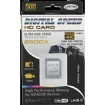 Digital Speed 2500X 1TB Professional High Speed Mach III 350MB/s Error Free (SDHC) HD Memory Card Class 10